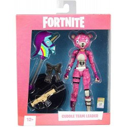 FIGURA MCFARLANE FORTNITE CUDDLE TEAM LEADER