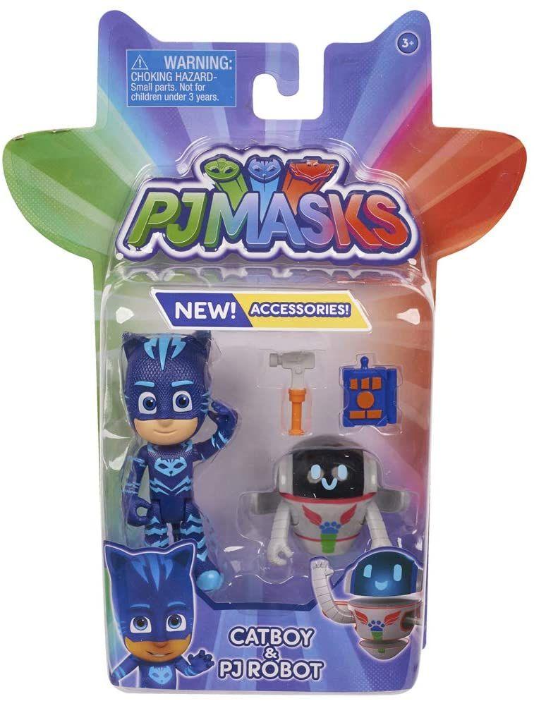 Figuras PJ Masks 2 Pack Bandai