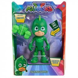 Figuras con Voz PJ Masks Bandai Gecko