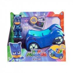 Vehiculo PJ Masks Bandai Catboy