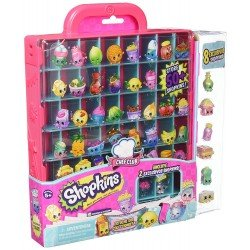 SHOPKINS CHEF CLUB COLLECTOR CASE