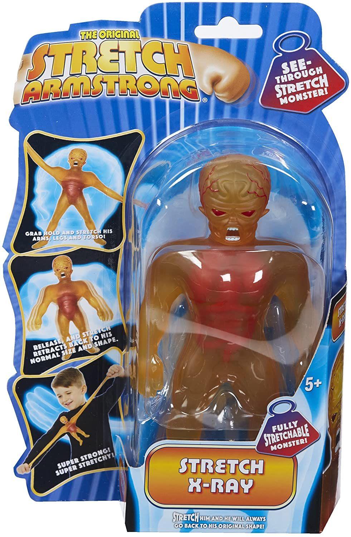 Figura Mini Stretch Armstrong Bandai