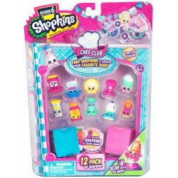 SHOPKINS CHEF 12 PACK