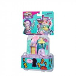 Little Secrets Temporada 3Mini Playset Bandai Sweet Retreat Candy Shop