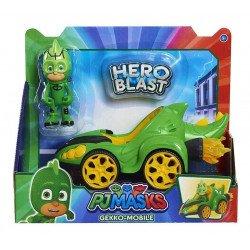 PJ Mask Vehiculo Hero Blast Bandai Gecko