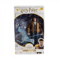 Figura de Acción Harry Potter Wizarding World McFarlane Harry Potter