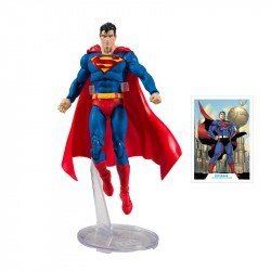 "Figura De Acción McFarlane DC 7"" Superman"
