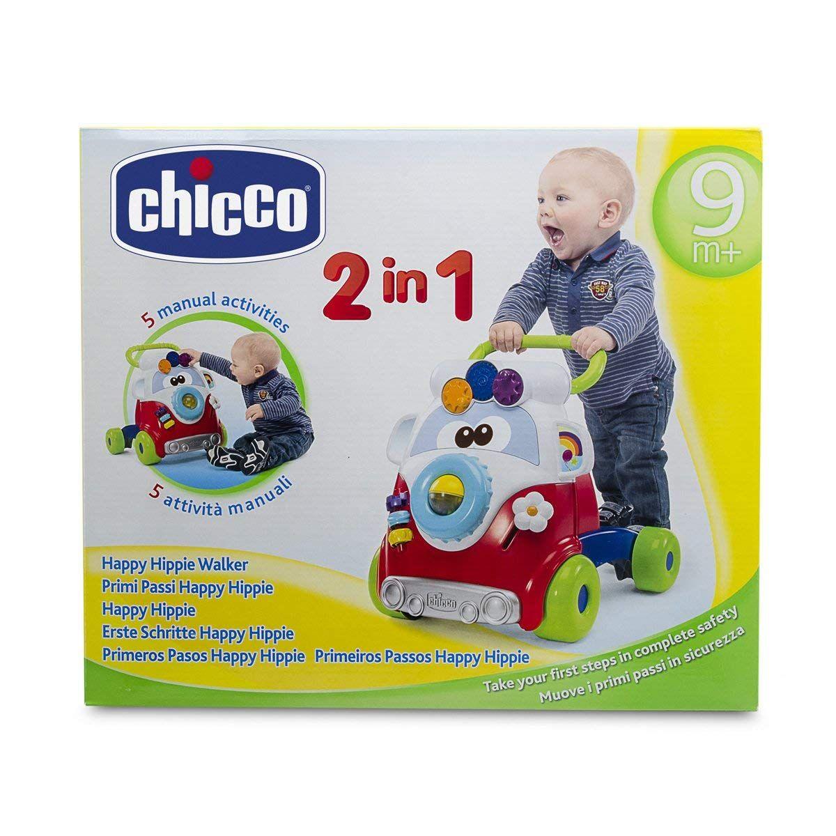 CHICCO HAPPY HIPPY WALKER