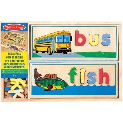 Melissa & Doug 12940 See And Spell