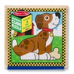 Rompecabezas Cube Mascotas Melissa & Doug