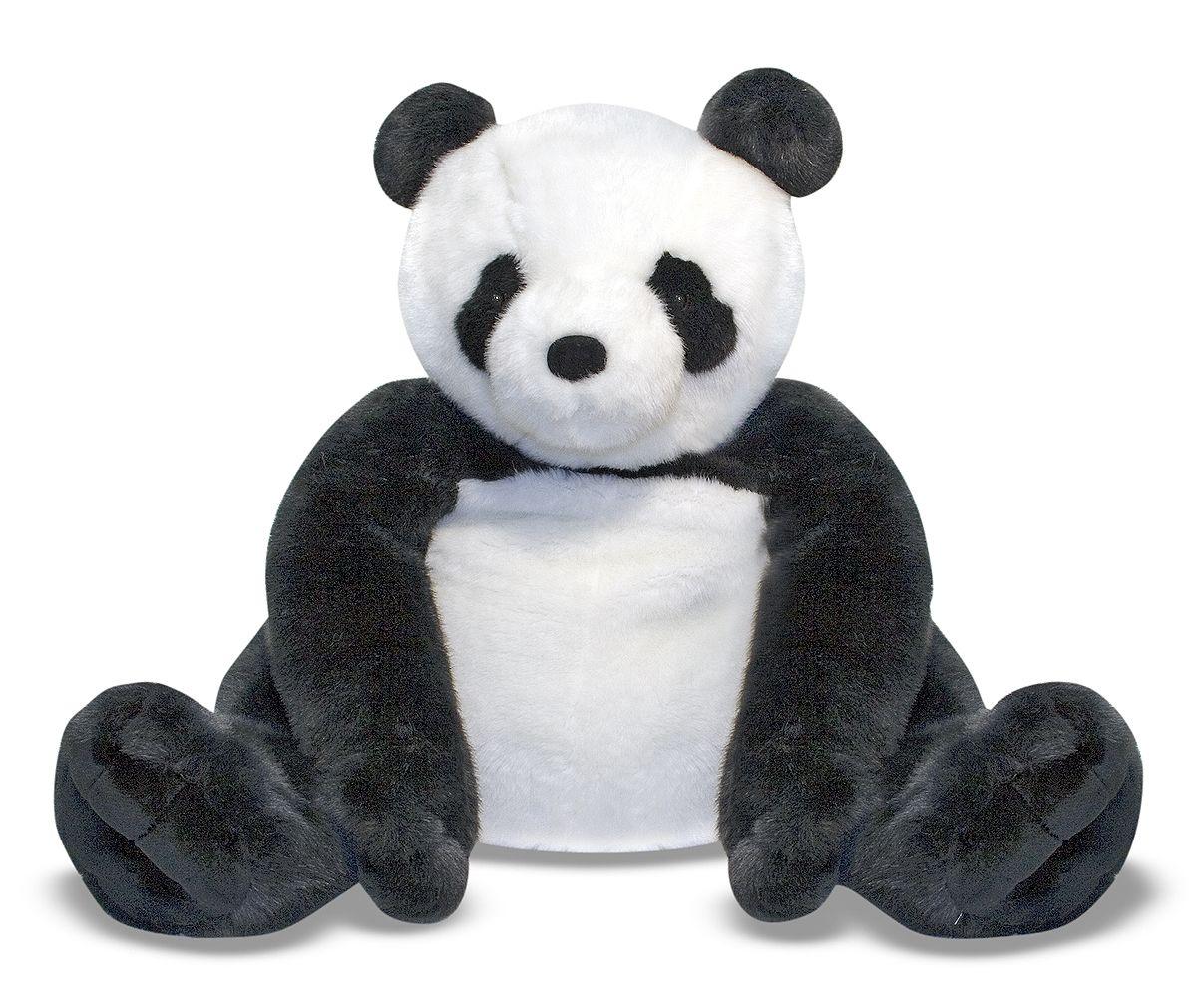 PANDA PLUSH