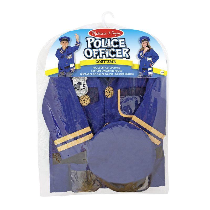 Disfraz De Oficial De Policía