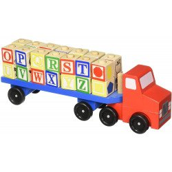 Camión Del Alfabeto Melissa & Doug