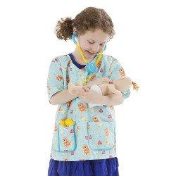 Disfraz De Enfermero/A Pediátrico/A Melissa & Doug