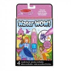 Kit Para Colorear Water WOW! Cuento de Hadas Melissa & Doug