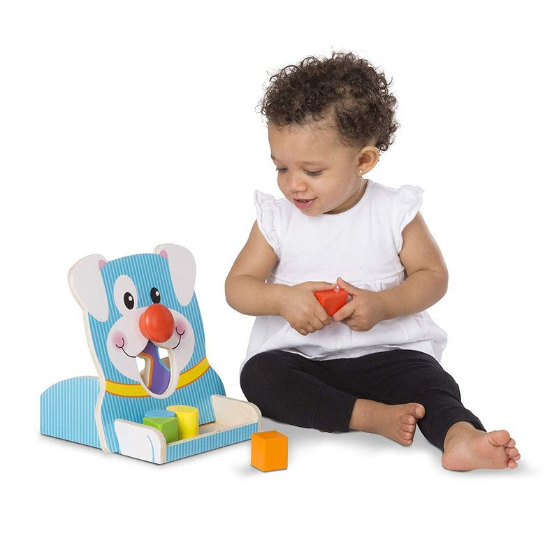 First Play: Selector de formas Melissa & Doug