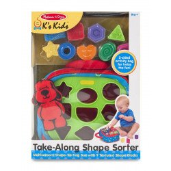 Take-Along Shape Sorter Melissa & Doug