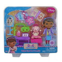 MINI SET DIAGNOSTICO DOC ESPECIALISTA NIÑA DISNEY DOC MCSTUF
