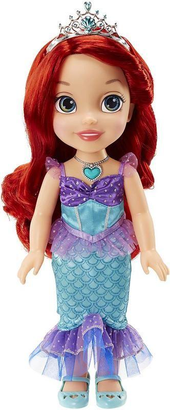 Muñeca Canta y Brilla Disney Princesas