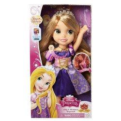 Muñeca Disney Princesas Canta y Brilla