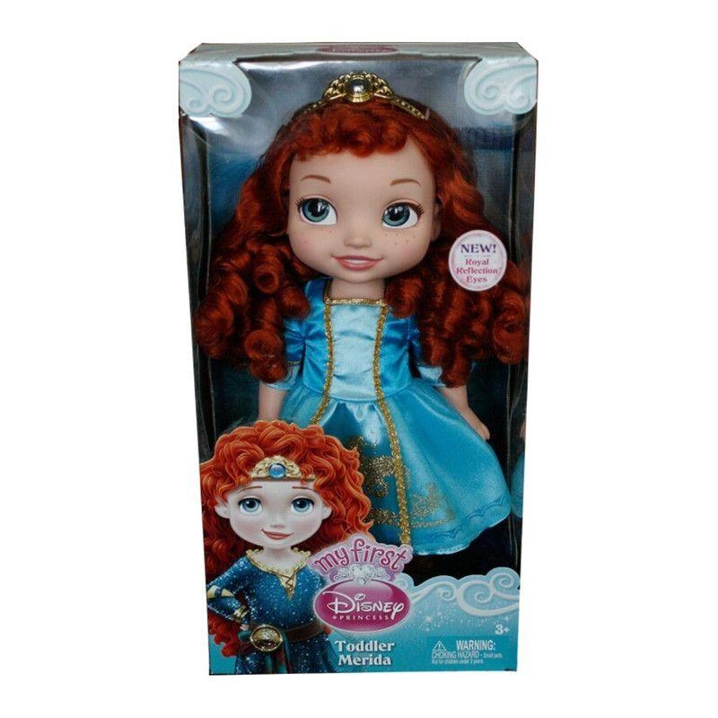 Muñeca My First Disney Princess Merida