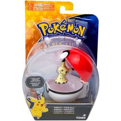 Figura Clip N' Carry Pokemon Mimiyiku