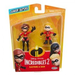 INCREIBLES 2 3 PRECOOL 2 PACK FIGURES ASSORTMENT