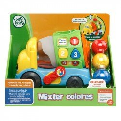 Leapfrog Color Mix Truck