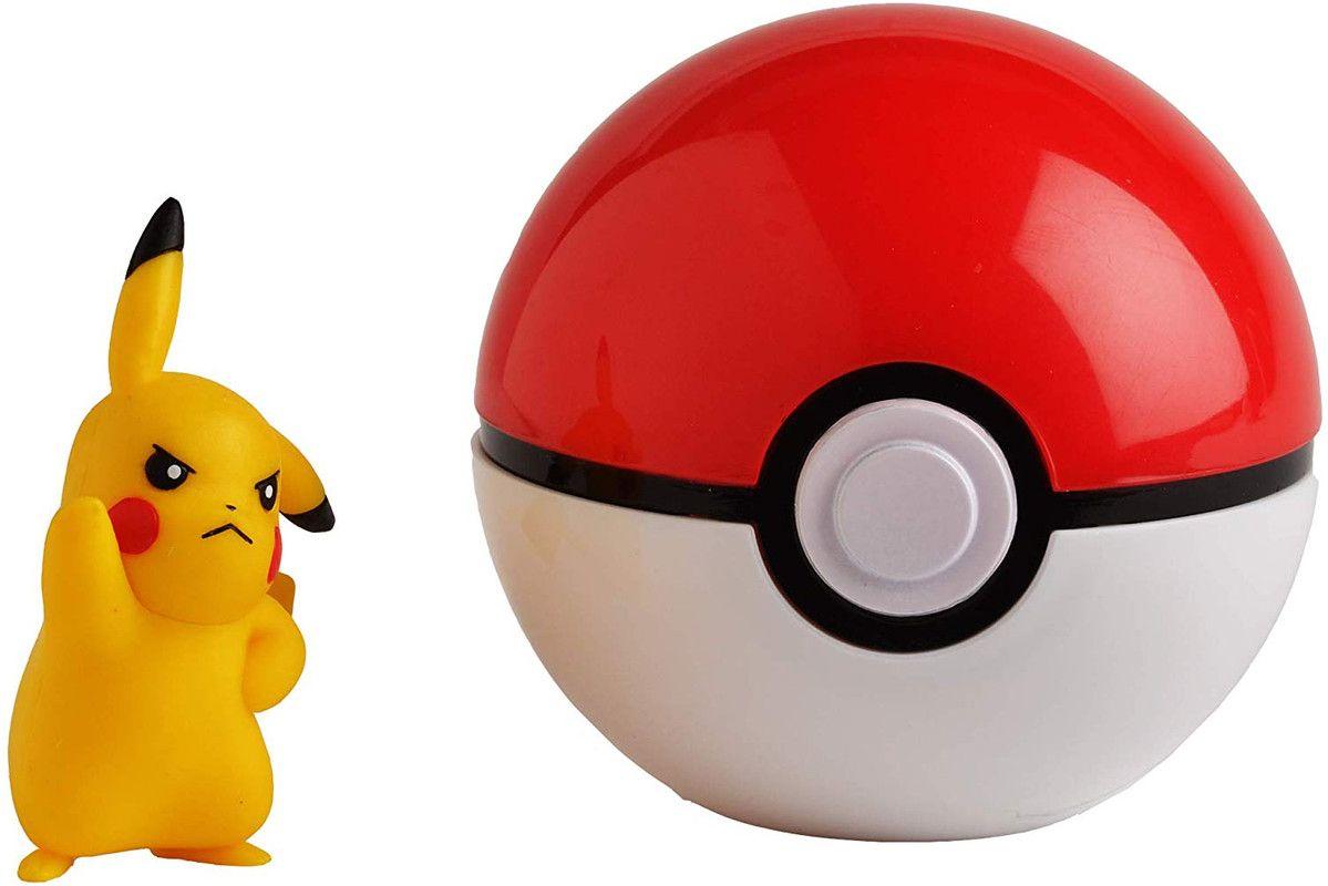 Figura Pokemon Clip N' Go