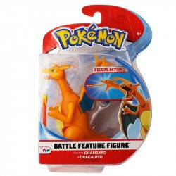 "Figura 4.5"" Pokemon Battle Feature Charizard"
