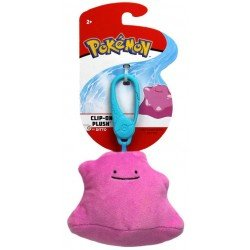 Figura Clip-On Plush Pokemon Ditto