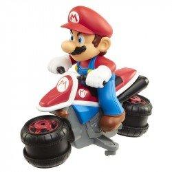 Figura De Acción Mario Kart Motocicleta Rc