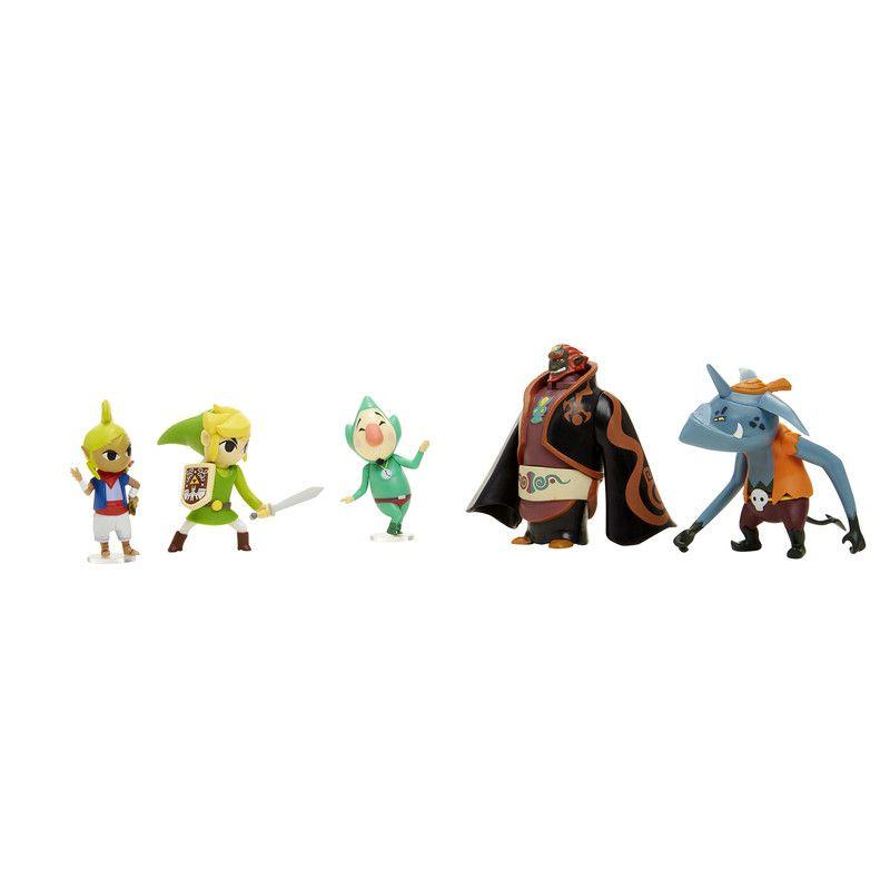 Figuras De Acción Set De Juego Legend Of Zelda
