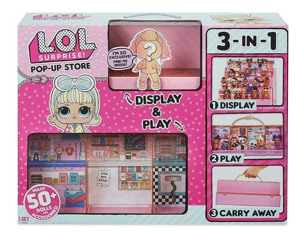 Set LOL Surprise: Pop-Up Store