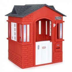Montable Casa De Juegos Little Tikes Cape Cottage Red