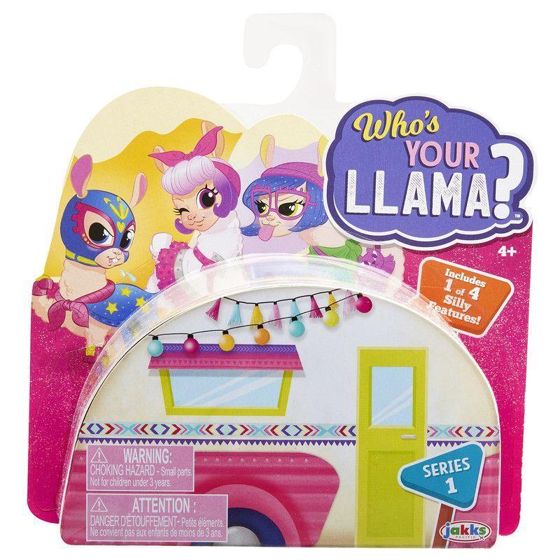 Figura Sorpresa Who's Your Llama? Serie 1