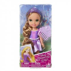Muñeca Mini Disney Princess 6 Rapunzel