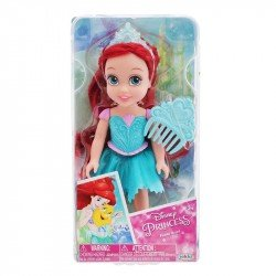 Muñeca Mini Disney Princess 6 Ariel