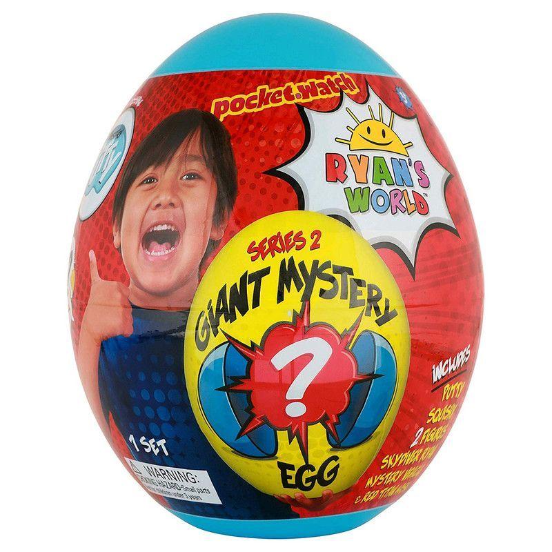 Huevo Sorpresa Gigante de Ryan's World