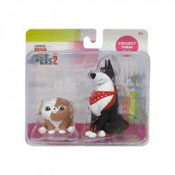 Figuras La Vida Secreta De Tus Mascotas 2 2 Pack