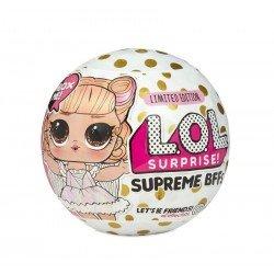 L.O.L Surprise BFF Supreme: Edición Limitada Blanca