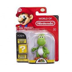 """Figura Nintendo 4"""" World Of Nintendo: Yoshi"""