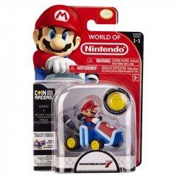 Vehiculo Pullback Coin Racers Mario Kart Nintendo Mario Bros