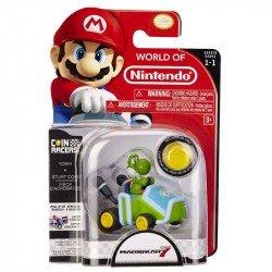 Vehiculo Pullback Coin Racers Mario Kart Nintendo Yoshi