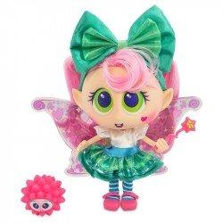 Distroller Chiki Hadas Muñeca Pop Rosa