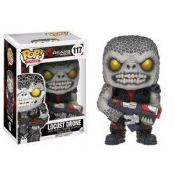 FUNKO  POP GAMES GEARS OF WAR LOCUST DRONE