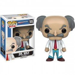 POP GAMES MEGAMAN DR WILY