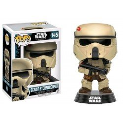 FUNKO  POP SW ROGUE ONE SCARIF STORMTROOPER 1