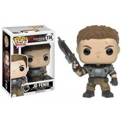 FUNKO  POP GAMES GEARS OF WAR JD ARMORED