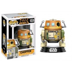 FUNKO  POP STAR WARS REBELS CHOPPER